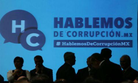 PAN, PRI y PRD van por leyes secundarias anticorrupción (21:33 h)