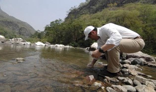 Cuerpos de agua en México con grave contaminación por fósforo (14:40 h)