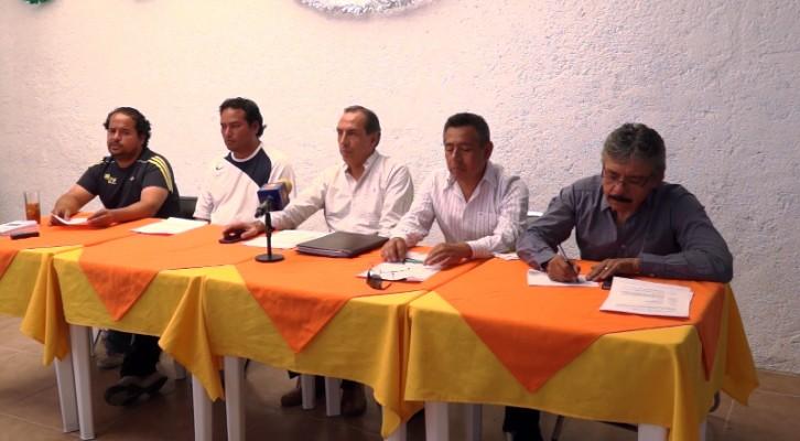 Primera Copa de Tenis Ciudad de Oaxaca 2015 (16:28 h)