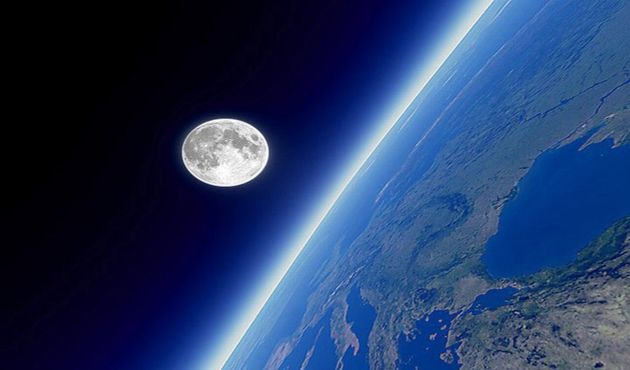 La Luna se aleja casi cuatro centímetros al año de la Tierra (15:20 h)