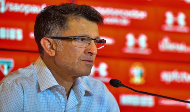 Juan Carlos Osorio confirma su llegada al Tricolor (12:26 h)