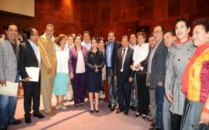 diputados despues de ratificAR A ESTEVA