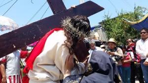 virgen y jesus