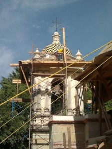 restauracion de templo ex marquezado