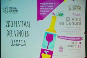 segundo festival del vino