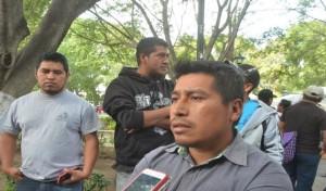 Agentes municipales de Totontepec1