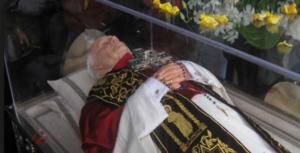 reliquia papa