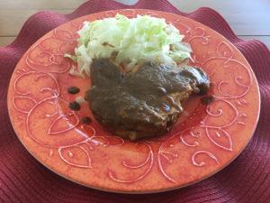chuletas-con-salsa-pasilla