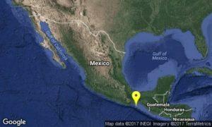 sismo Salina Cruz