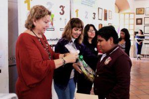 Premiación del concurso infantil (2)