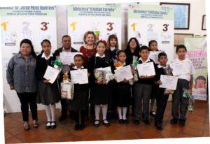 Premiación del concurso infantil (4)