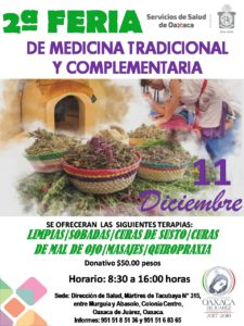 SEGUNDA FERIA DE MEDICINA TRADICIONAL